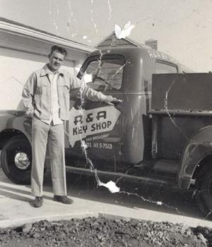 "Marvin ""Buzz"" Oates key shop truck history"