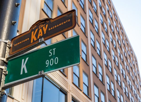 1107 9th Street Signs
