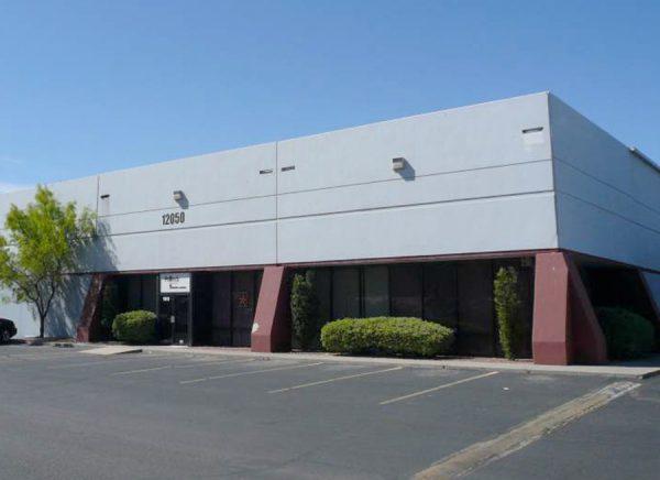 12050-12058 Rojas Drive storefront