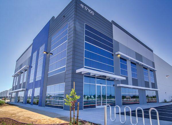 Lathrop Logistics Center Real Estate
