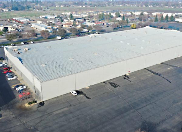 2825 South Elm Avenue aerial