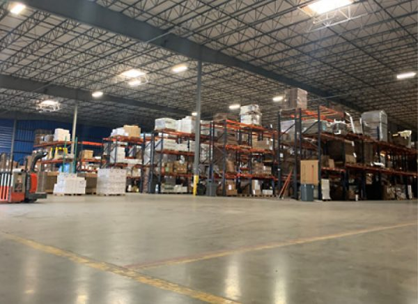 2825 South Elm Avenue Warehouse
