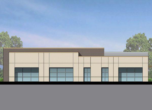 3700 Bombardier Court rendering