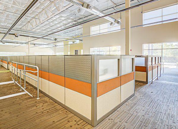 3805 Faraday Avenue Office Area