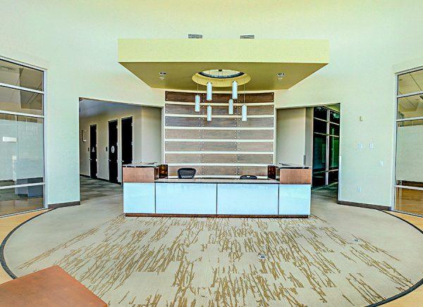 3805 Faraday Avenue Lobby