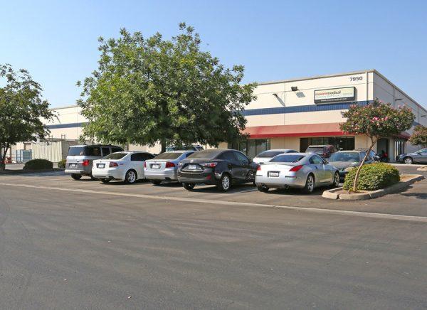 7950 West Doe Ave storefront