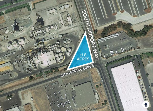 591 Industrial Drive Land
