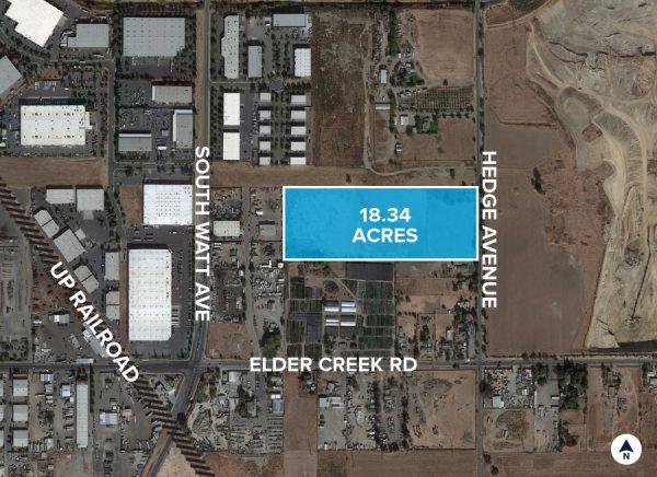 6200 Hedge Avenue Aerial