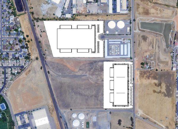 10000 Waterman Road site plan