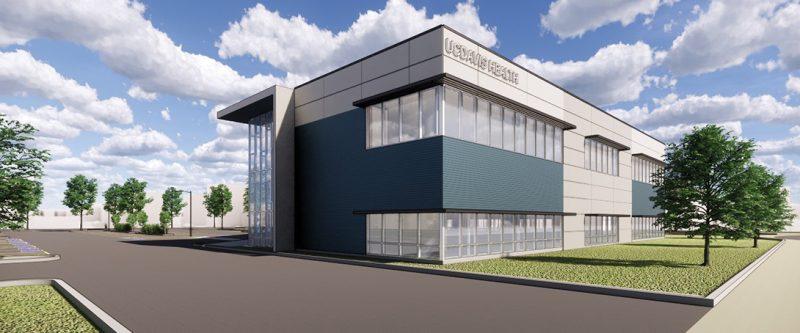 1535 River Park Drive Building