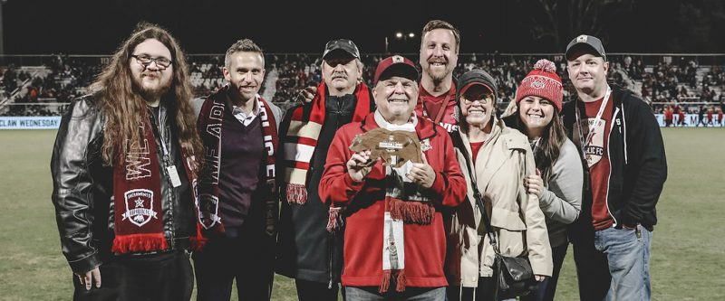 Sacramento Community Champion Phil Oates