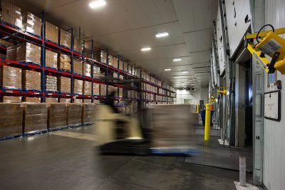 Asset Management warehouse
