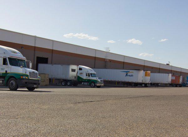dock loading