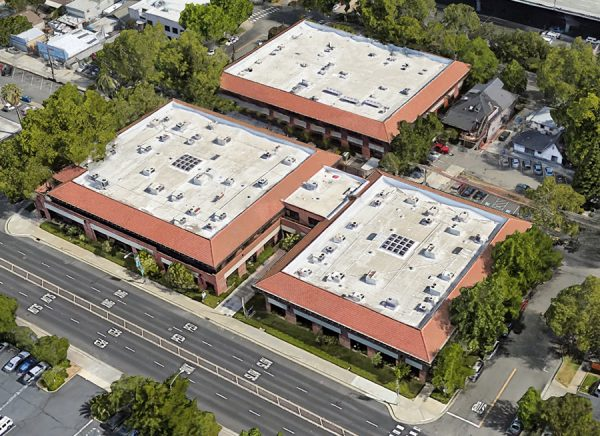 2200 X Street aerial