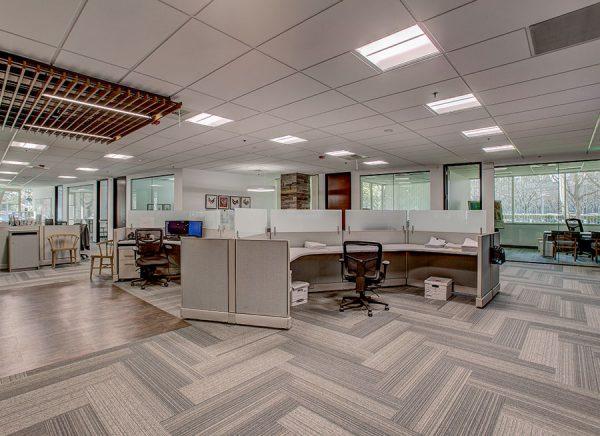 2500 Venture Oaks open work area