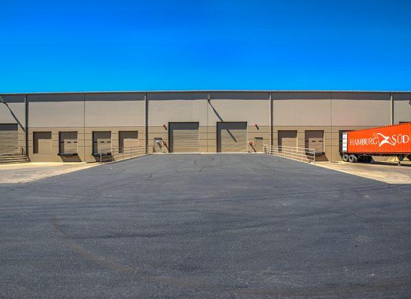 6311 Florin Perkins Road Dock Loading