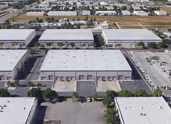 6311 Florin Perkins Road Aerial