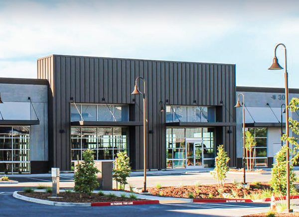 Offices at Mace Ranch storefront