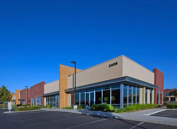 2408 Del Paso Road storefront