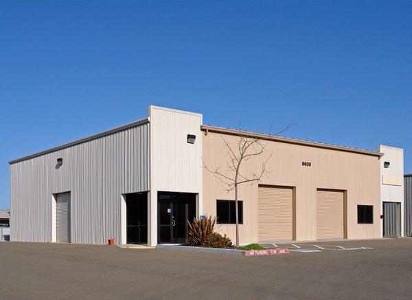 8630 Elder Creek Road storefront