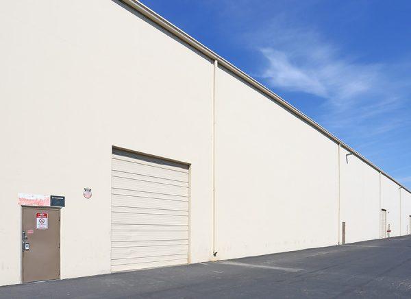 Grader level doors