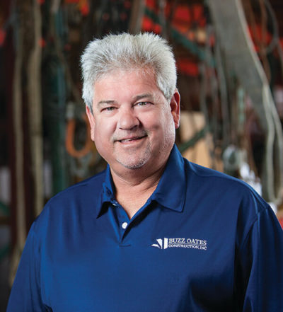 Roy Pierce Buzz Oates Construction