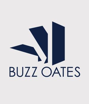 Buzz Oates logo history