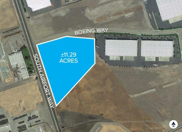 1422-1510 Boeing Way Land